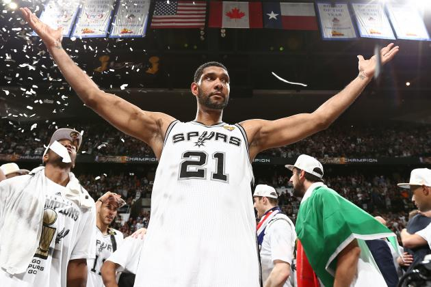 Is Tim Duncan a Top-10 NBA Player of All Time?