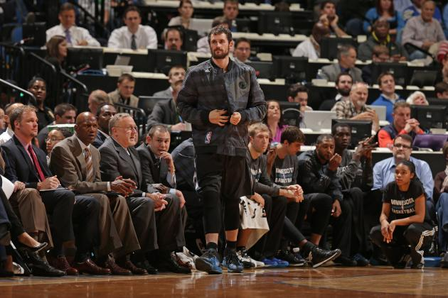 Minnesota Timberwolves Have No Reason to Rush Any Kevin Love Trade
