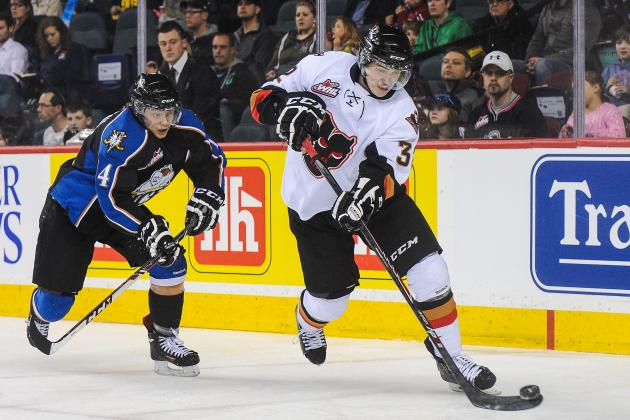 Travis Sanheim: Prospect Profile for Philadelphia Flyers' 1st-Round Pick