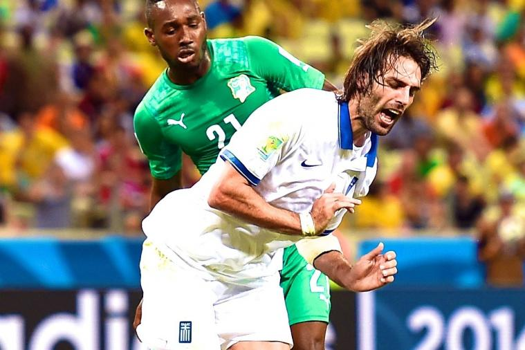 Greece vs. Ivory Coast: Highlights from Group C Match