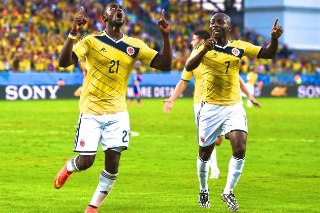Japan vs. Colombia: World Cup Group C Score, Grades and Post-Match Reaction