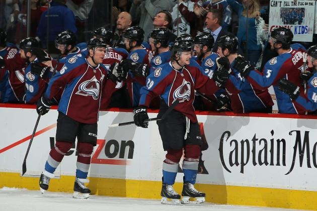 MacKinnon on Stastny: 'We Need Him, Plain and Simple'