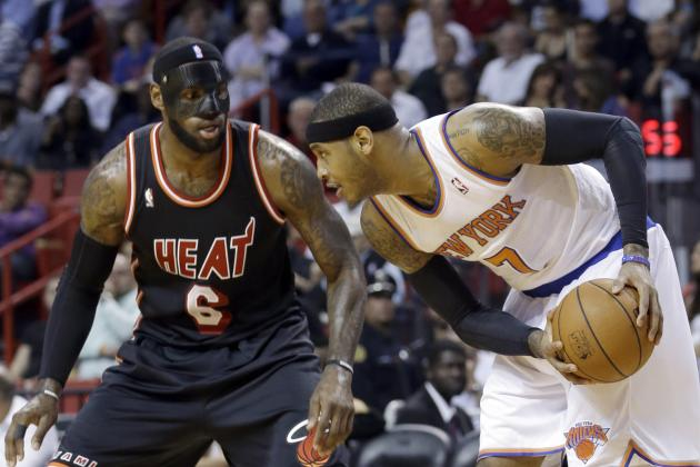 Lakers Trade Rumors: Latest Rumblings on LeBron James, Carmelo Anthony and More