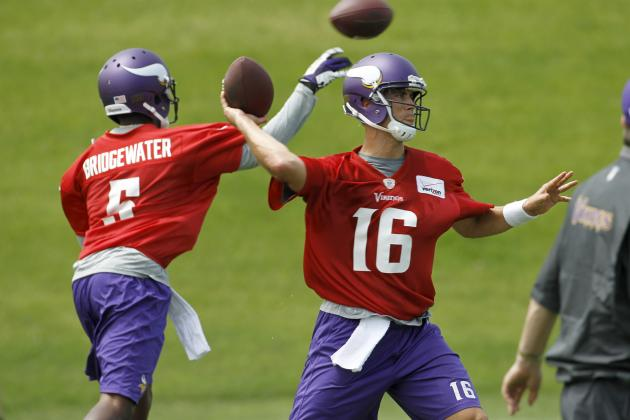Minnesota Vikings Smartly Copying Seahawks' Quarterback Competition