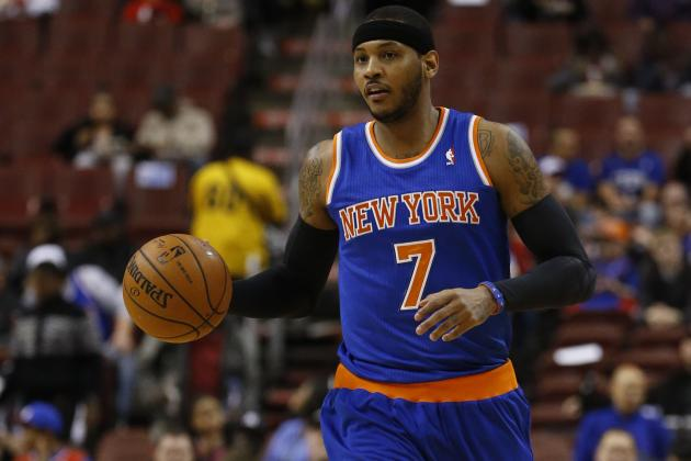 Are Houston Rockets or Chicago Bulls a Better Fit for Carmelo Anthony?