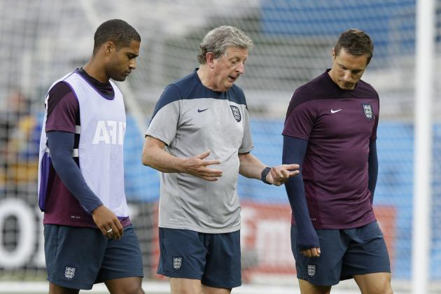 England Defence Must Be Rebuilt for the Promising Young Attack to Succeed