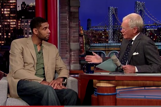 Watch: Duncan Says He Considered Retirement