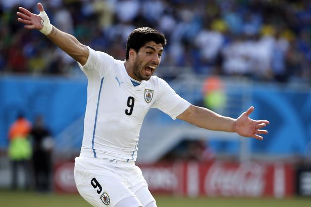 World Cup Groups 2014: Updated Standings, Odds and Predictions for Day 14