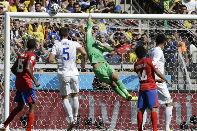 Costa Rica vs. England: Lackluster Finish Fitting End to Three Lions' World Cup