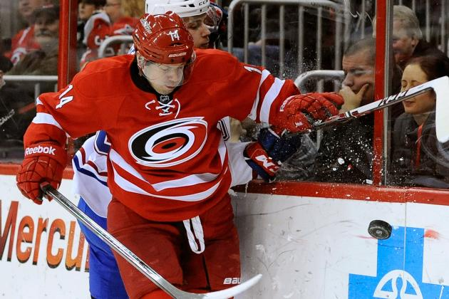 Canes Agree to Terms with Nathan Gerbe