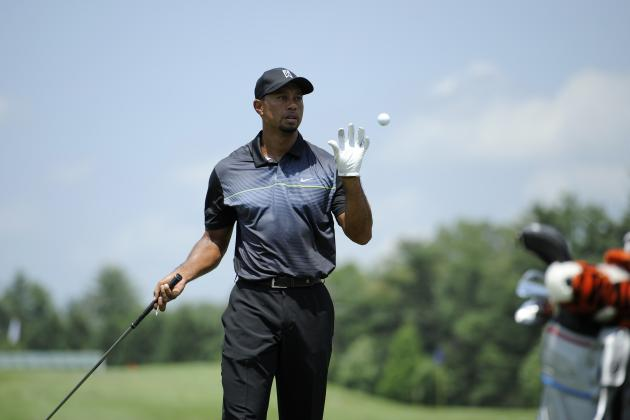 Quicken Loans National 2014: Congressional Tee Times, TV Schedule, Prize Money