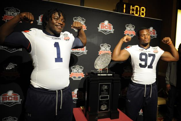 Auburn Football: Defensive Line Depth Could Be Tigers' X-Factor in 2014