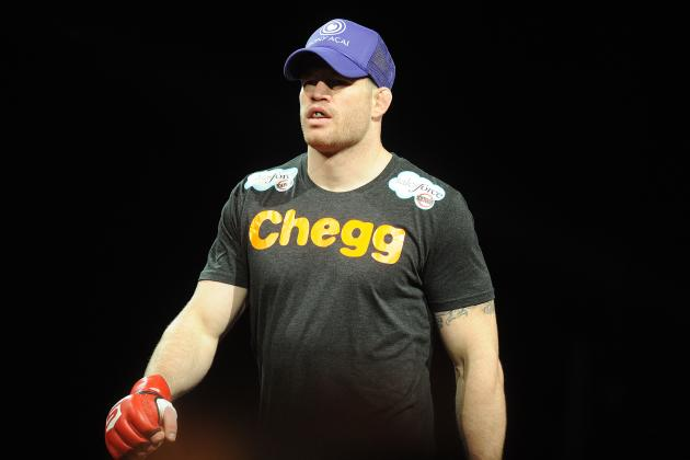 UFC Fight Nights 43 and 44: Who's on the Hot Seat?