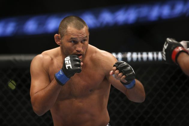 Dan Henderson Returning to Middleweight, Wants to Fight Again Before Year's End