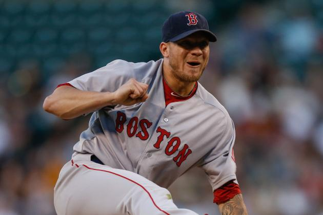Things Go from Bad to Worse for Jake Peavy, Red Sox