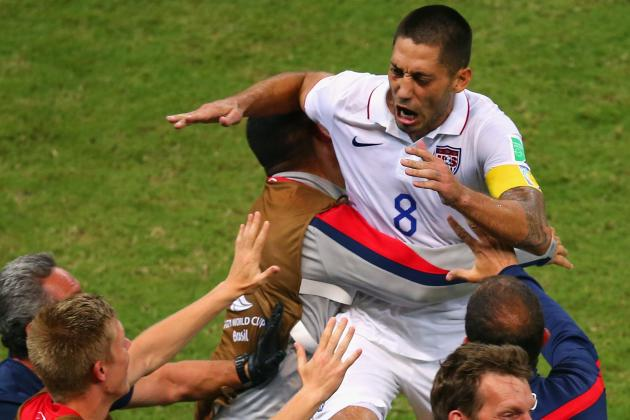 USA vs. Germany: Last-Minute Live Stream and Preview for 2014 World Cup