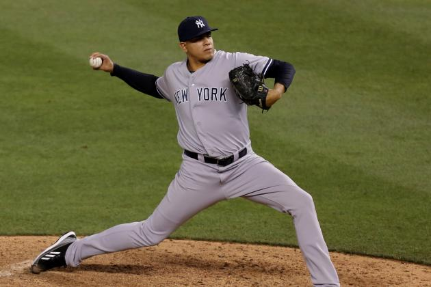 Betances Almost Chose Basketball over Baseball