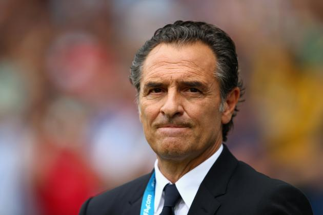 Proud Cesare Prandelli Right to Resign After Italy's World Cup Exit