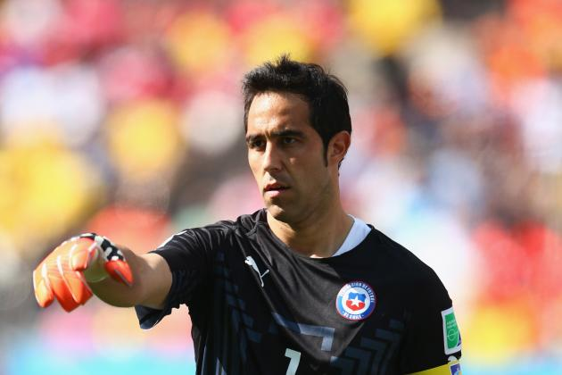Agreement for Claudio Bravo to Join FC Barcelona
