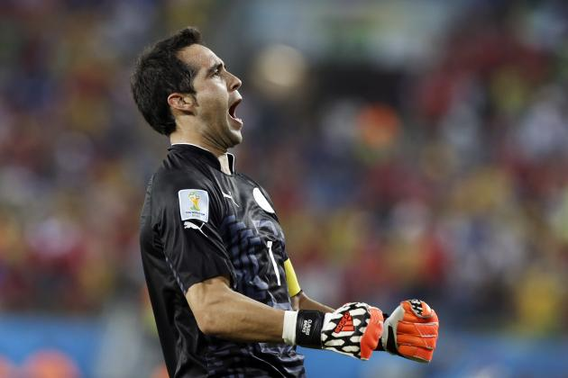 Barcelona Transfer News: Claudio Bravo Deal Official, Toni Kroos Bid Reported