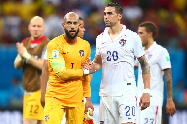 Can the USMNT Count on Geoff Cameron to Stop the Germany Attack?