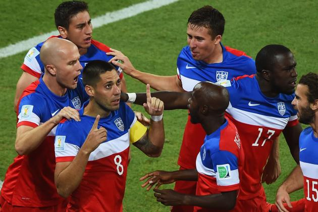 Germany vs. USA Betting Odds, Preview, World Cup Prediction