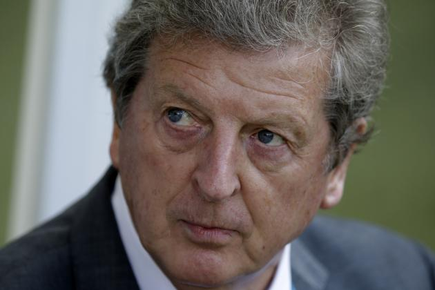 World Cup 2014: Hodgson Has Lowered Expectations Too Far for England