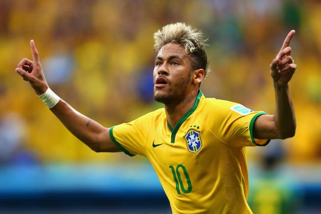 Brazil Need a World Cup Plan B in Attack Despite Neymar Brilliance