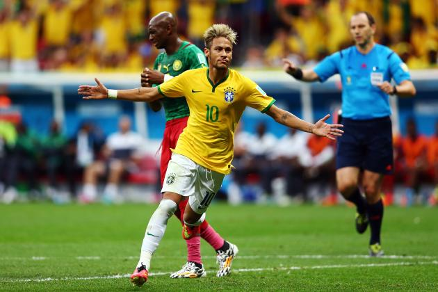 World Cup 2014 Knockout Stage Format: Explaining Rules of Post-Group Action
