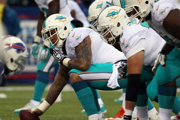 Can Dolphins Win with Five New OL Starters? It's Happened in the NFL Before