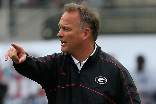 Will UGA Be Able to Sign Top Running Back in This Year's Class?