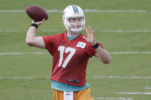 Griese Breaks Down Tannehill's Development