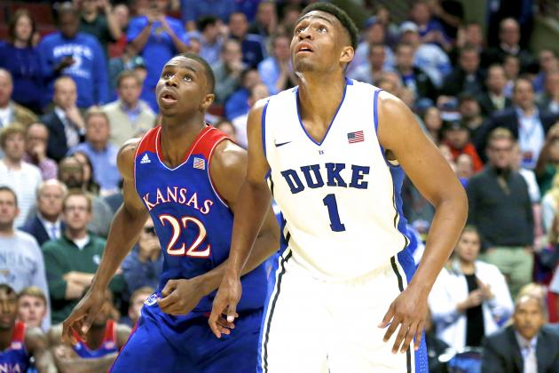 NBA Draft Primer: Parker vs. Wiggins, Top Storylines, Vets on the Move, More