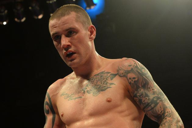 Ricky Burns vs. Dejan Zlaticanin: Fight Time, Date, TV Info and More