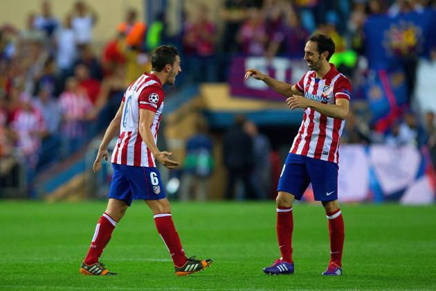 Koke and Juanfran Sign Extensions with Atletico Madrid: Latest Details, Analysis