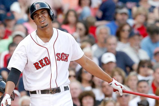 Bogaerts to 7-Hole; Carp Ready for Rehab