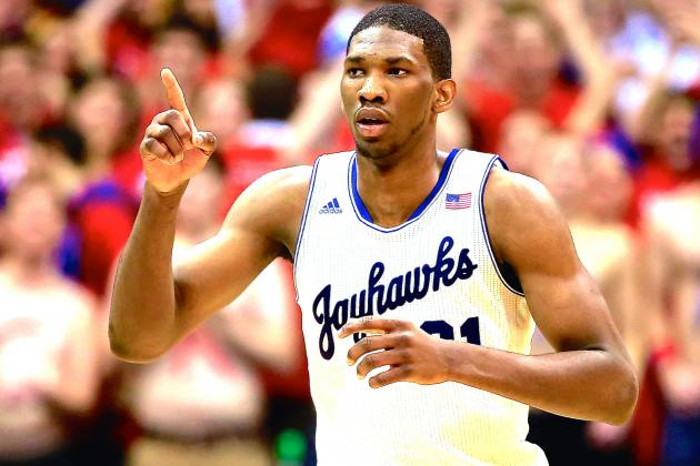What Do Joel Embiid's College Numbers Tell Us About His NBA Future?
