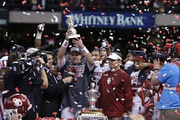 3 Things Standing Between Oklahoma and a Trip to College Football Playoff