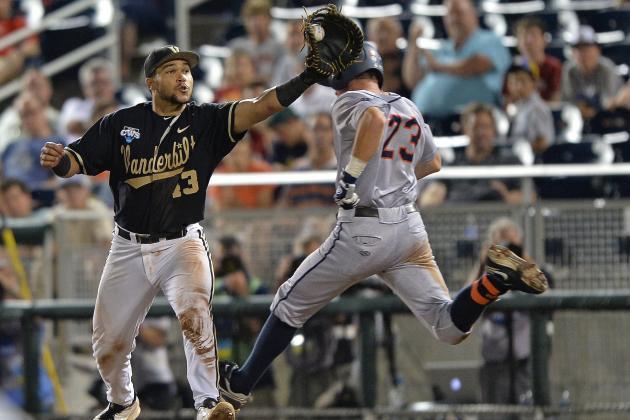 CWS 2014: UVA vs. Vanderbilt Finals Live Stream, TV Info and More