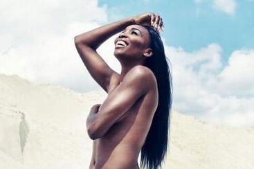 Venus Williams and Prince Fielder Headline ESPN The Magazine's Body Issue