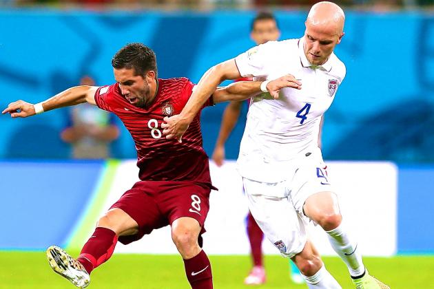 Michael Bradley Must Turn His World Cup Form Around Against Germany