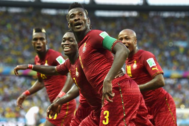 Portugal vs. Ghana: Date, Time, Live Stream, TV Info and 2014 World Cup Preview