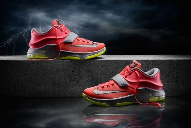 Nike Unveils Kevin Durant's New KD7 Shoes