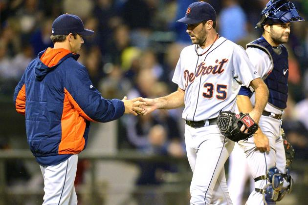 Are Justin Verlander's Days as an MLB Ace Already Over?