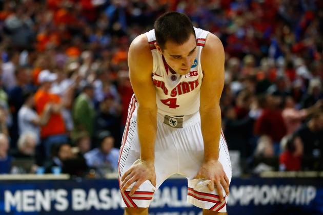 Agent: Aaron Craft Will Turn to NBDL If Undrafted