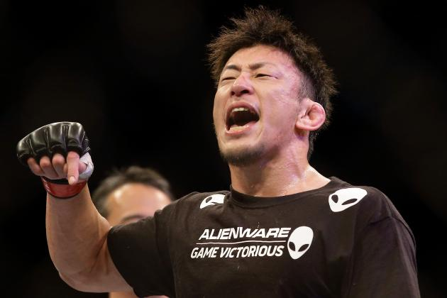 UFC Featherweight Tatsuya Kawajiri out Indefinitely with Detached Retina