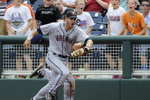 College World Series 2014: UVA vs. Vanderbilt Game 3 TV Schedule and More