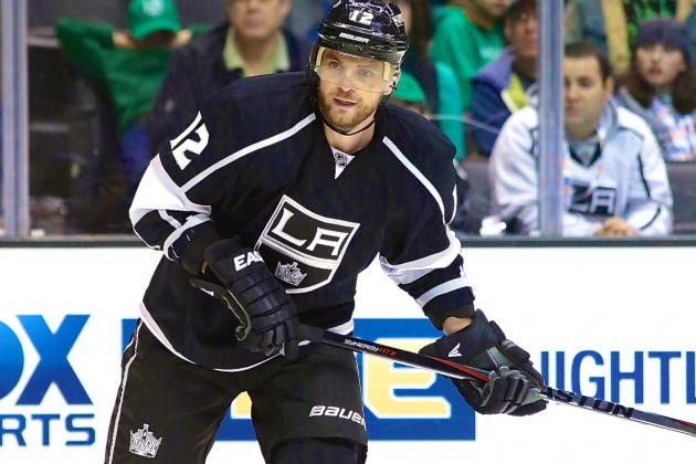 Marian Gaborik Re-Signs with Kings: Latest Contract Details and Reaction