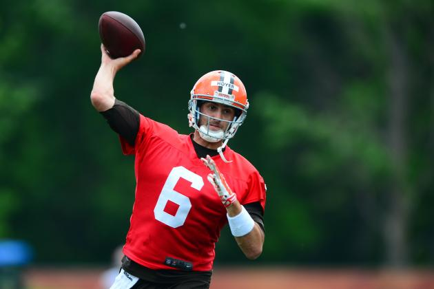 How Brian Hoyer Will Win Cleveland Browns QB Job over Johnny Manziel