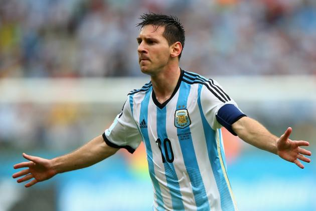Nigeria vs. Argentina: Roaming Lionel Messi the Key to Unlock Nigeria's Defence